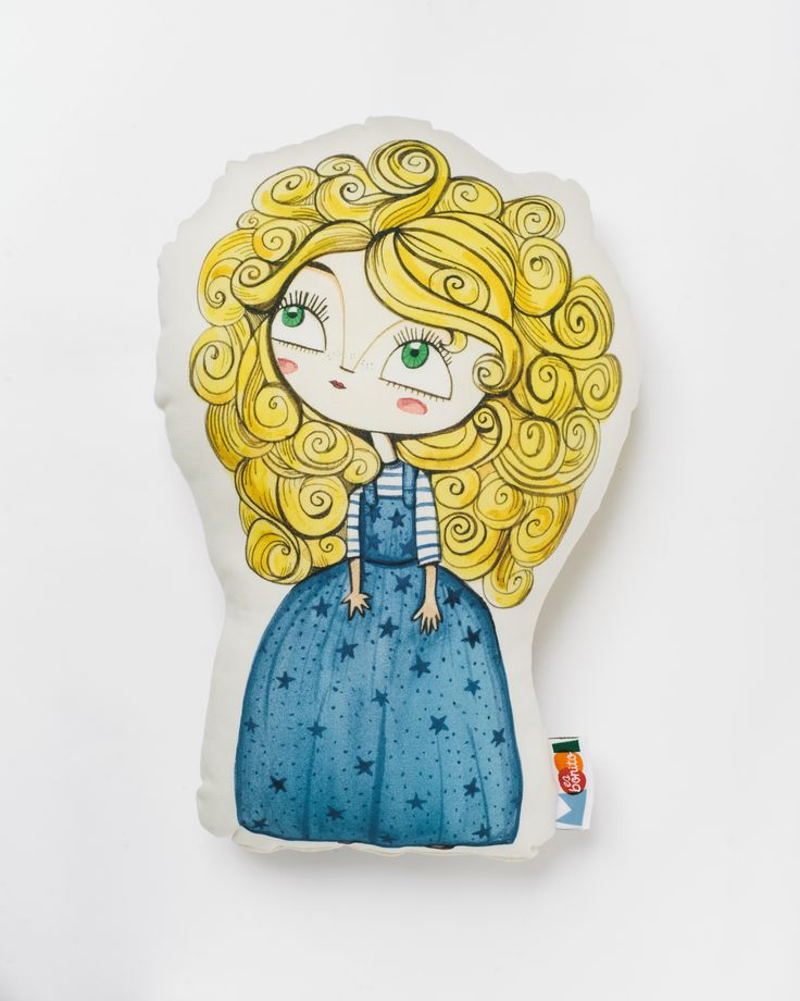 Goldilocks is a cheerful little girl, curious and very enthusiastic about dis-covering the world. Adventurous. At times she finds it hard to respect the privacy of others.Imagined by Irene GLenguas exclusively for MOOIesBONITO.SMALL:  24cm x 15cm   LARGE:  39cm x 25cmFor technical information, see the section TECHNICAL INFORMATION in this shop.----------------------------Ricitos de Oro es una niña alegre, curiosa, con muchísimas ganas de descubrir mundo. Intrépida. A vec...