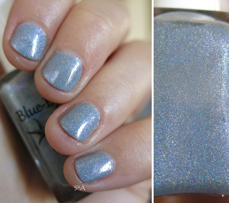 Born For a Storm: Blue-Eyed Girl Lacquer - Third Annual Depression Awareness Fundraiser- Siren's Guiding Light