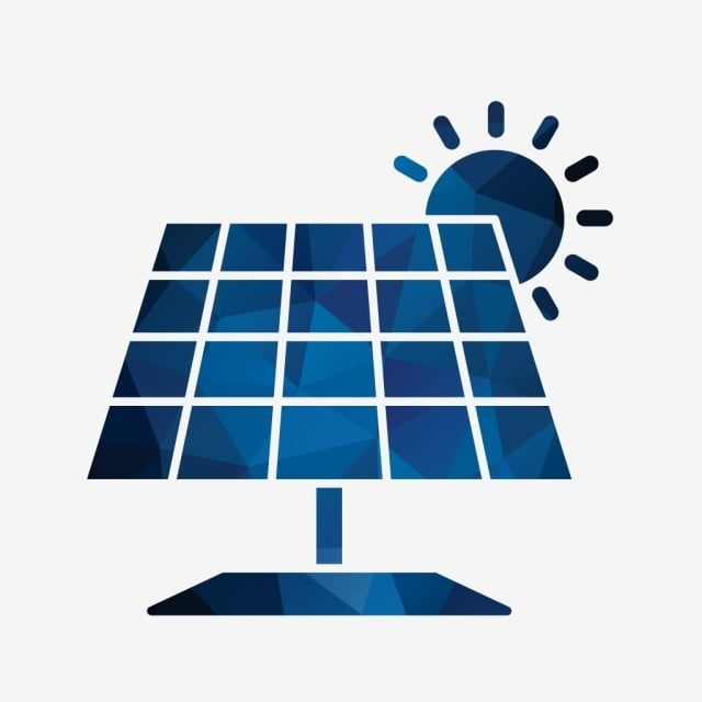 Vector Solar Panel Icon Solar Panel Clipart Solar Icons Solar Panel Png And Vector With Transparent Background For Free Download Small Solar Panels Solar Panel Installation Solar Panels