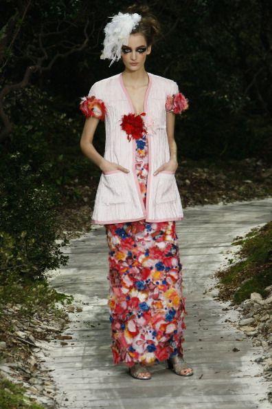Chanel Haute Couture primavera-estate 2013