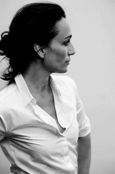 Kristin Scott Thomas: A strong woman, much admired for her intelligent acting.