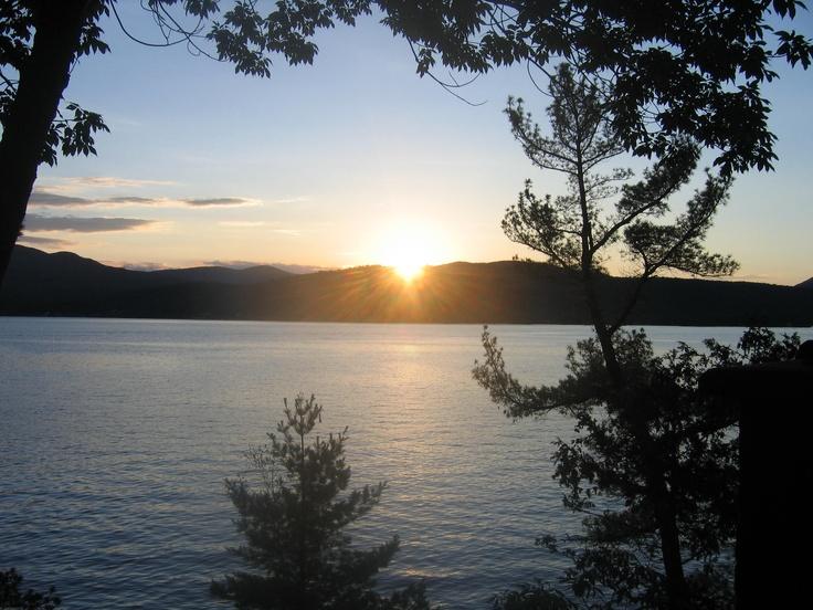 Lake George, Upstate NY