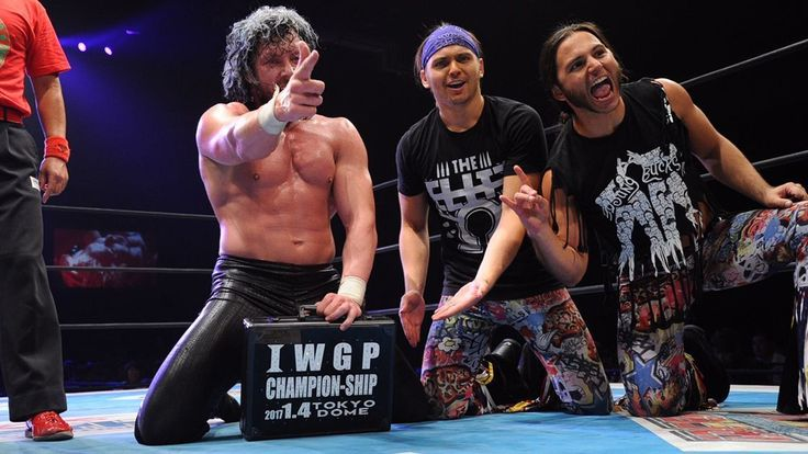 """With an intertwining of reality and storyline, """"Being The Elite"""" has provided a unique outlet to continue to showcase what The Young Bucks and Kenny Omega can give wrestling fans."""