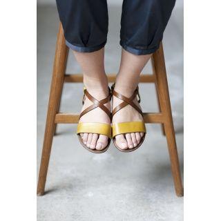 Suhl cross over sandal | New summer sandals | Summer Footwear | Collections | Elk Accessories