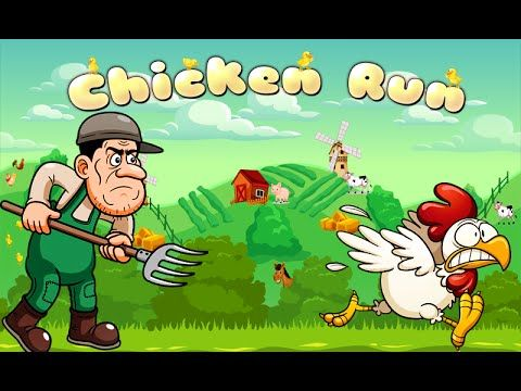 Chicken run!!! is a simple and addictive adventurous run game with awesome game play. Our chicken is starving in this farm with cruel farmer, help the little chicken to run and collect all its eggs from the farm without being caught by the cruel farmer. Just click the screen to make our chicken to jump all obstacles. This farm chicken run is the best adventure game for this season. It has the best fun run game with good graphics and music.