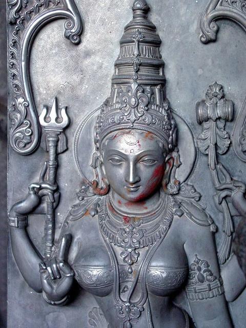 Chamundi temple, Mysore.