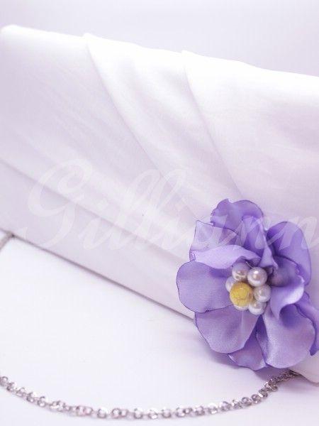 Свадебная сумочка клатч Gilliann Viola BAG253 #weddingbag #weddingclutch