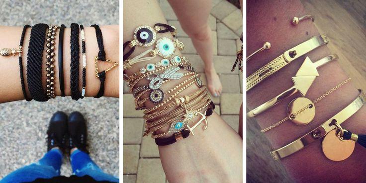 20 Attraktive Summer Trend 2019 Armbandmuster