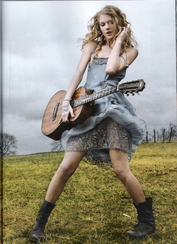 Taylor Swift by Annie Leibovitz