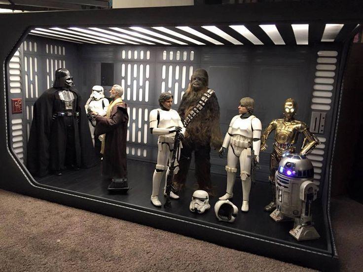 star wars diorama - Google Search