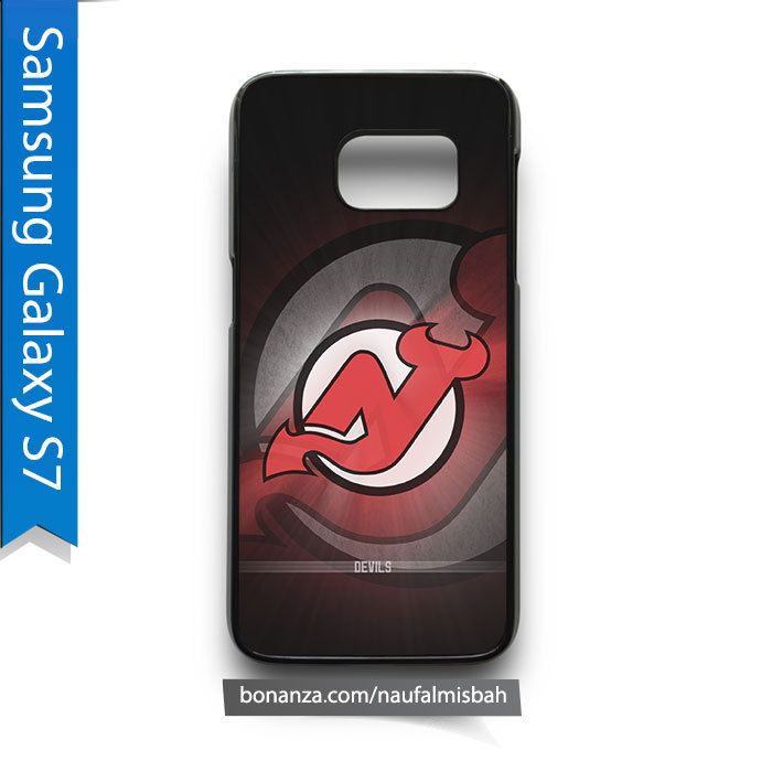 New Jersey Devils Samsung Galaxy S7 Case Cover