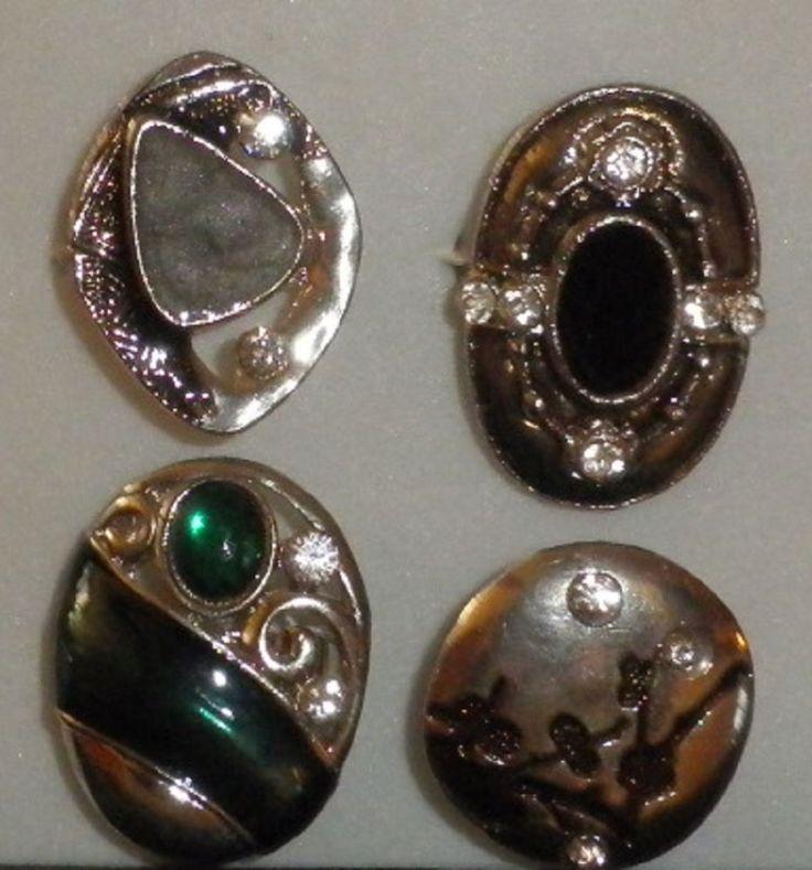 Bague femme réglable-strass cristal-métal argenté-multicolore-diamant+écrin