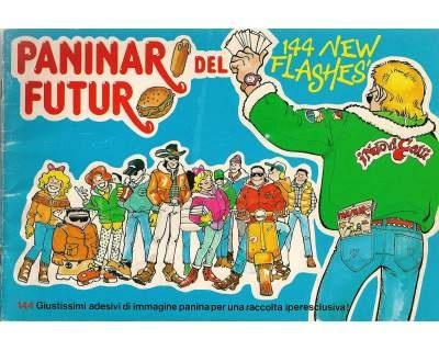 Le figurine del Paninaro  #paninari #paninaro