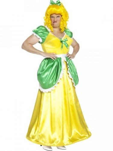 Disfraz de Princesa adulto.     Ugly sisters costume. www.leondisfraces.es . disfraces cristina