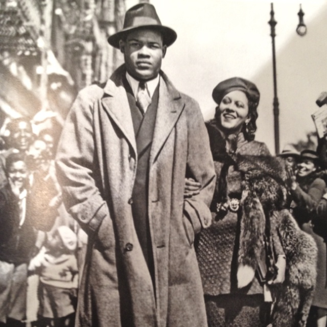 Harlem fashion in the 1920s!