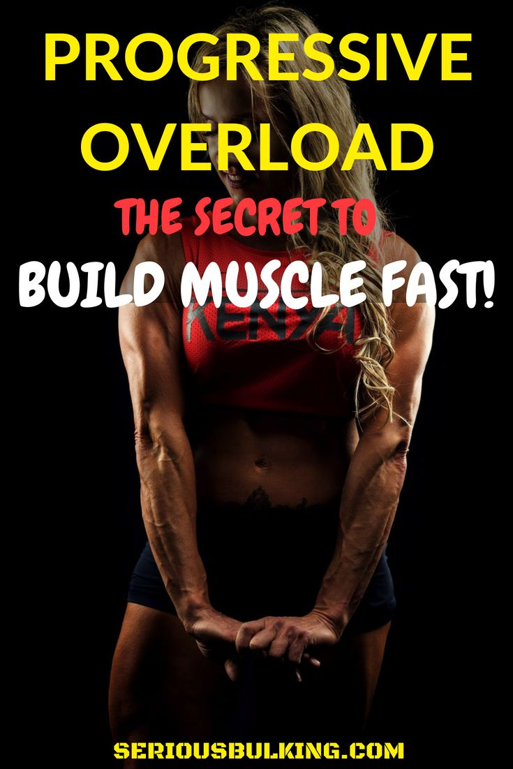 how to build up arm muscle fast