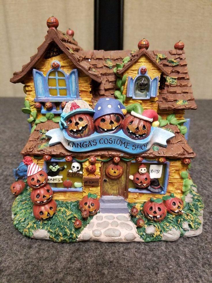 Hawthorne Village Winnie the Pooh's Kanga's Costume Shop