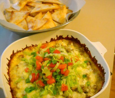 10 Recipes for Super Bowl Sunday from Cooking during Stolen Moments