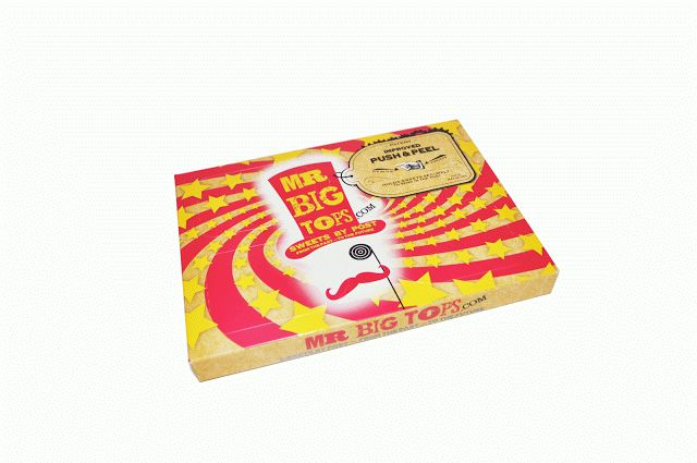 Mr Big Tops – Sweets By Post on Packaging of the World - Creative Package Design Gallery