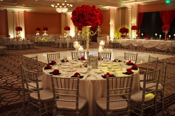 Wedding Color Red - Red Wedding Theme   Wedding Planning, Ideas & Etiquette   Bridal Guide Magazine