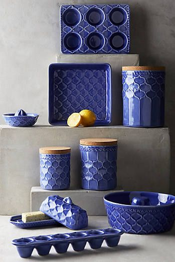 This kitchen collection is beautiful!  Adelaide Kitchenware