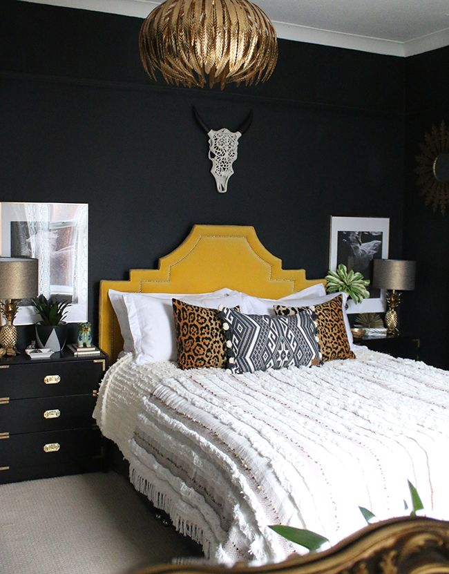 Bedroom Decor Yellow best 20+ yellow headboard ideas on pinterest | blue yellow