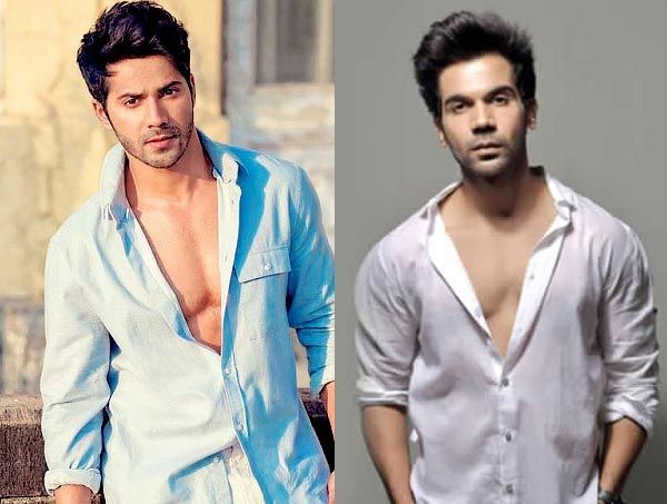Varun Dhawan reveals his father David Dhawan wishes to make a film with Rajkummar Rao #FansnStars