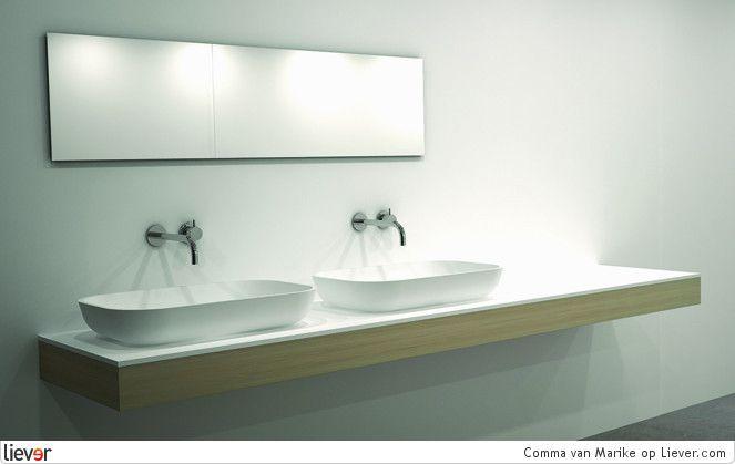 Comma - Marike - design marike andeweg - spiegels - wastafels - kranen