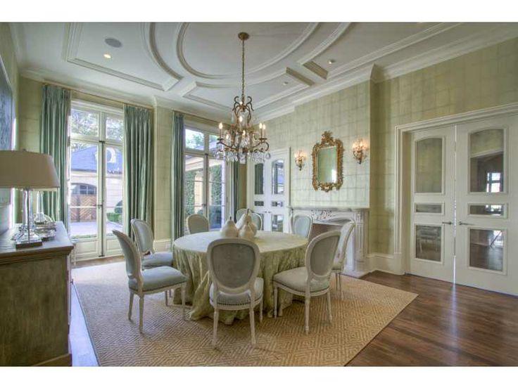 17 best images about suzanne kasler on pinterest for Formal dining room chandelier