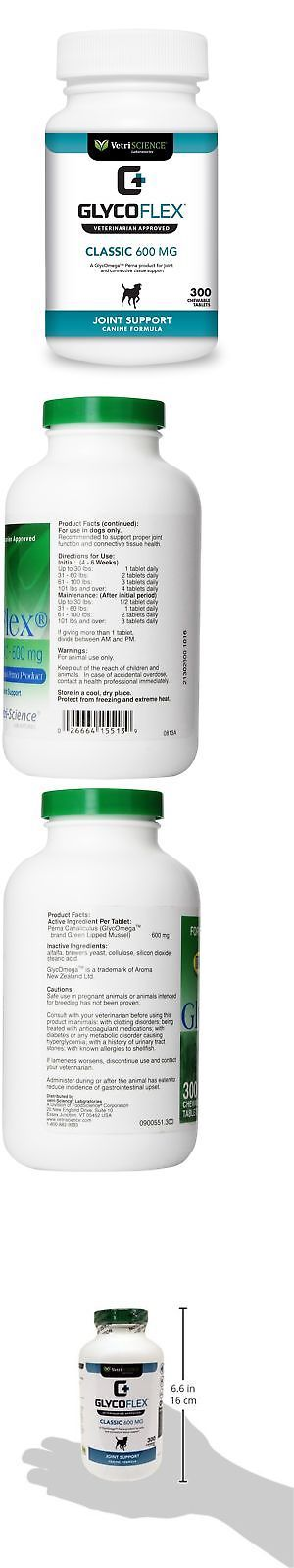Vitamins and Supplements 134754: Glyco-Flex 600 Mg 300 Count -> BUY IT NOW ONLY: $35.29 on eBay!