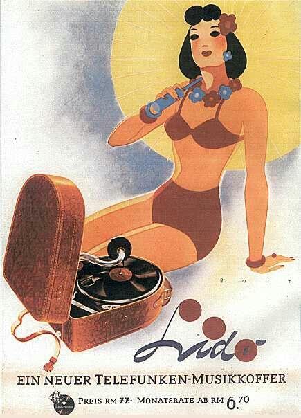 Telefunken Poster (1938)