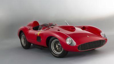 Ferrari 335 S by drive.gr
