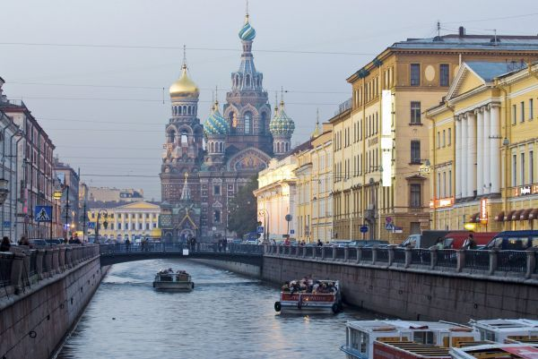 Saint Petersbourg - Russie