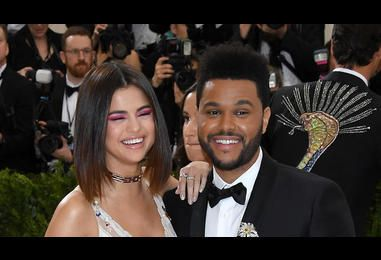 The Weeknd Went Three Years Deep On Selena Gomez's Instagram And Doesn't Care Who Knows It | MTV UK