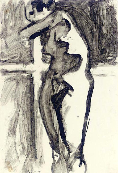 bofransson: Richard Diebenkorn (1922-1993) Untitled 2