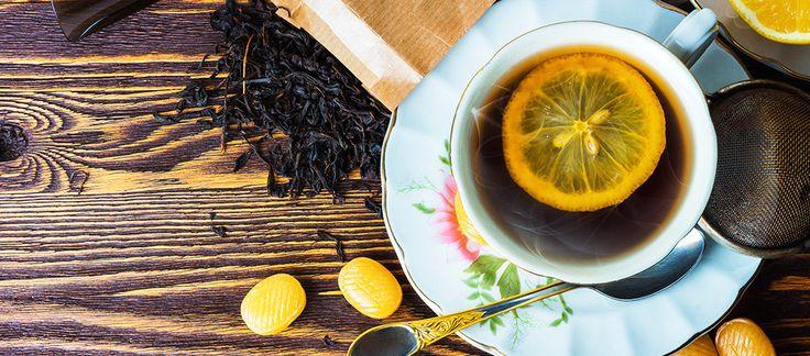 Zero calorie e cuore sano! Scopri gli 8 straordinari benefici del #tè nero