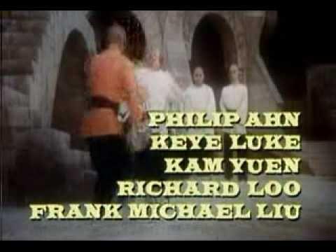 Kung fu fue una serie de TV estadounidense producida entre 1972 y 1975 protagonizada por David Carradine.  Esta serie se compuso de 60 capítulos.