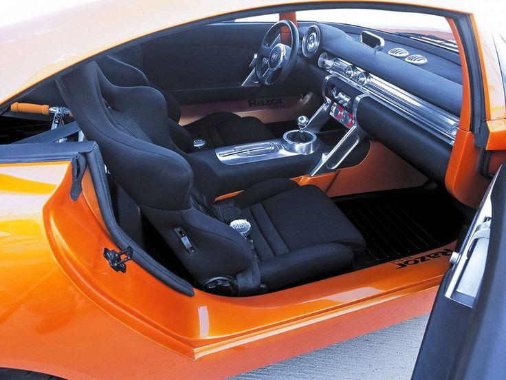 Interior Dodge Razor Concept '01.2002