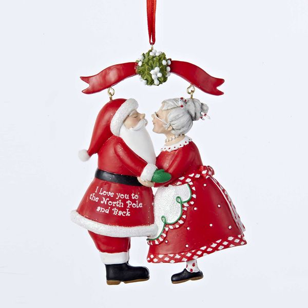 Just Engaged Christmas Ornament