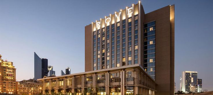 Stay at the Rove Downtown and enjoy an enviable location in Dubai, just a short stroll from the world's highest building – the Burj Khalifa – and the incredible Dubai Mall. The modern hotel offers comfortable guest rooms equipped with power showers, 48-inch flat screen TVs and free high-speed Internet.