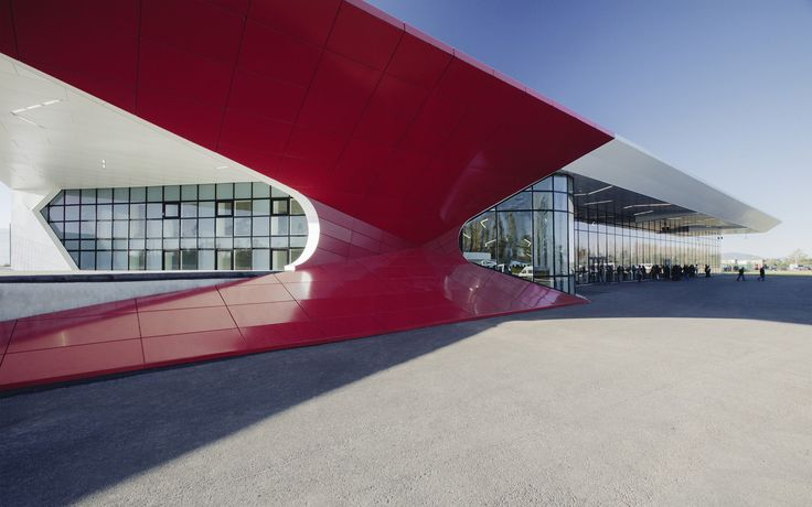 Kutaisi International Airport by UN Studio | Inspirationist