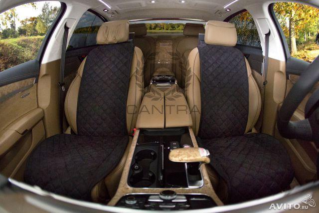 Автомобильные чехлы (накидки) cantra на Ford