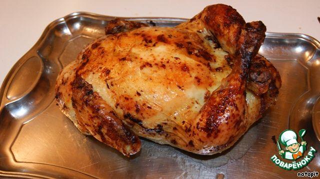 Фаршированная курица ингредиенты