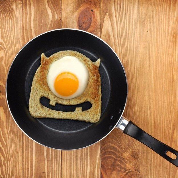 Яичница на завтрак / Рецепты / ВТОРАЯ УЛИЦА