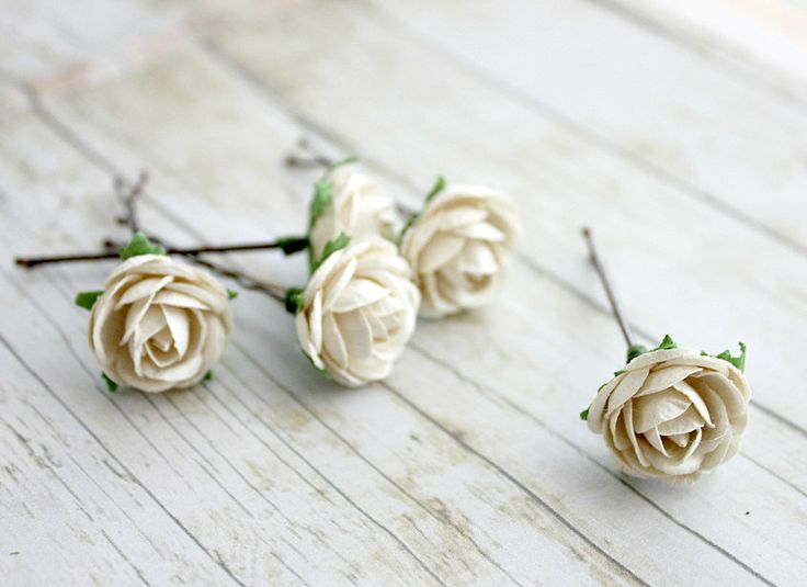 White Garden Rose Hair 9 best flower girl images on pinterest | wedding hairs, flower