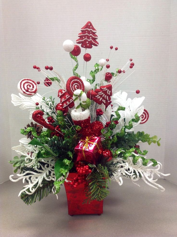 Best images about christmas winter floral