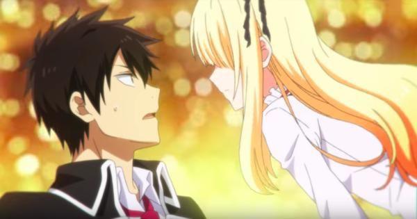 Icymi Boarding School Juliet Tv Anime S 2nd Promo Video Reveals October 5 Premiere Anime Romance Best Romance Anime Romeo And Juliet Anime