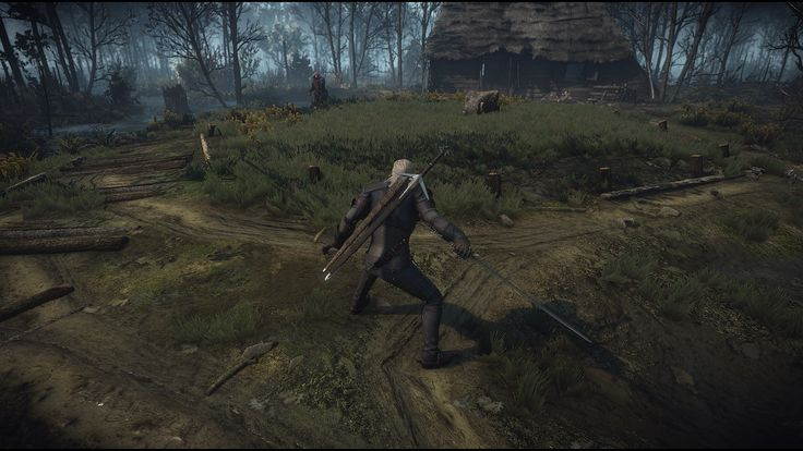DreLL's E3DodgeSystem at The Witcher 3 Nexus - Mods and community