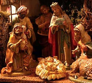 The Wise Men coming from the East did not arrive there til Jesus  as a little boy, about 2 years old, He was not an infant..