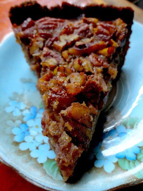 Paleo Pecan Pie For The Soul  #RisingMoonNutrition